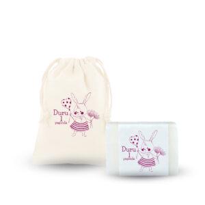 Romantik Tavşan | Ham Keseli Sabun